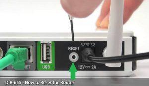 192.168.l.168 router reset